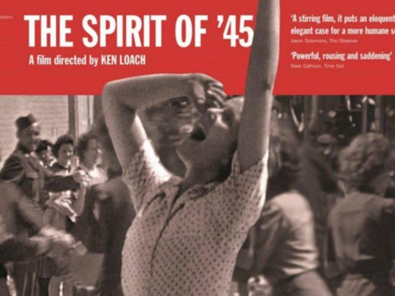 The Spirit of '45 in Corbridge Village Hall