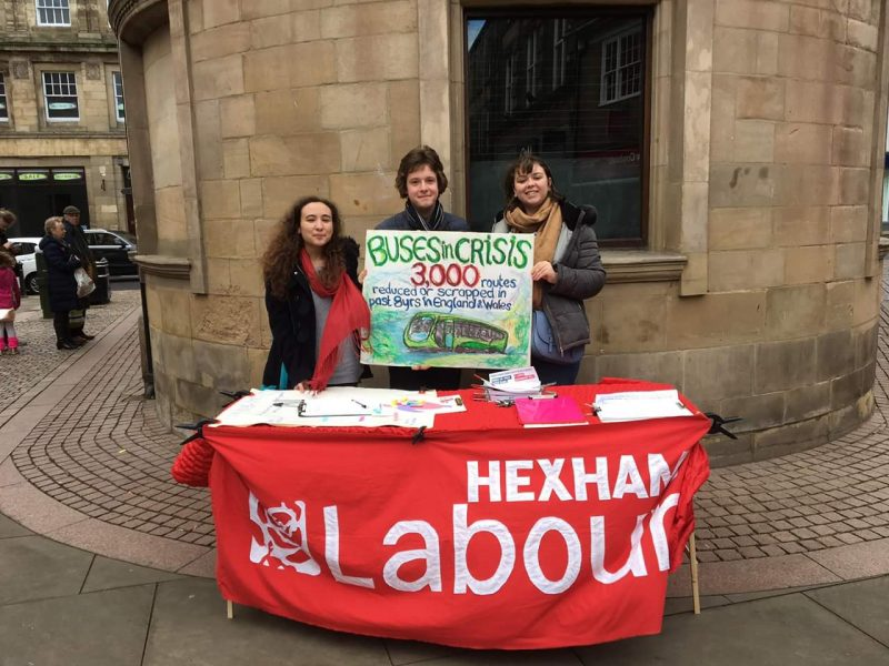 Labour's National Campaign Day