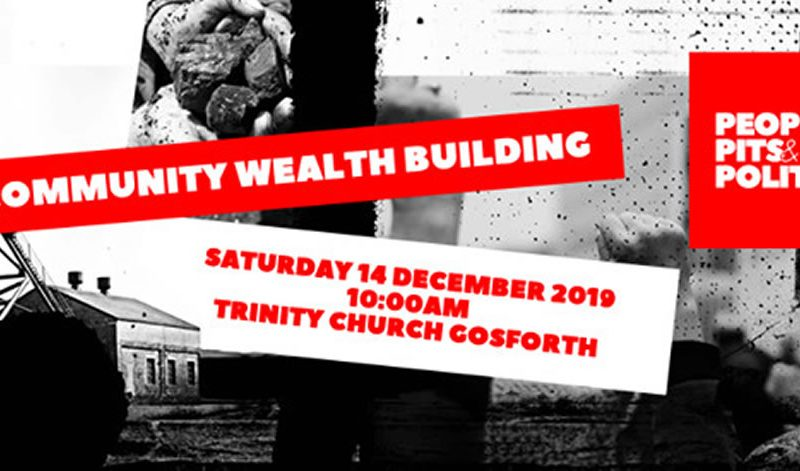 Community Wealth Building Event