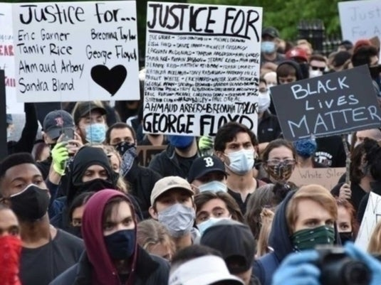 Are we blind to British structural racism? by Hexham CLP delegate, Bill Haylock