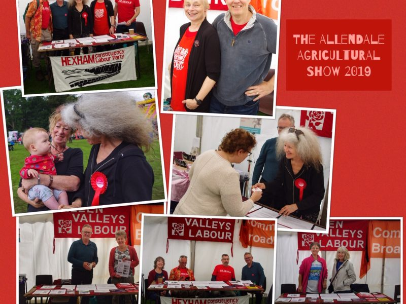 The Allendale Agricultural Show