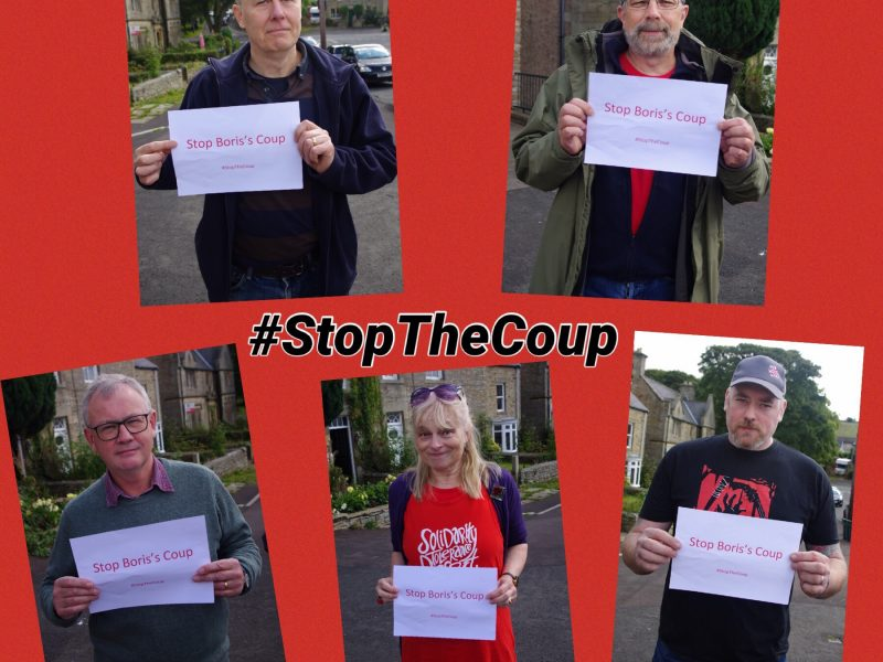 #StopThe Coup