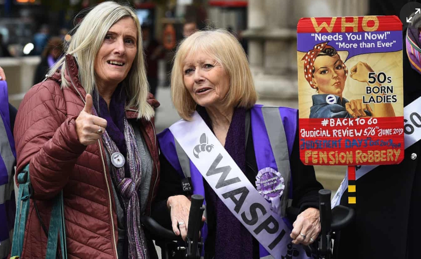 The Fight Continues for WASPI Women