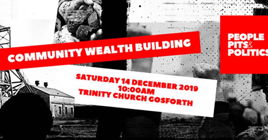 Community Wealth Building Event