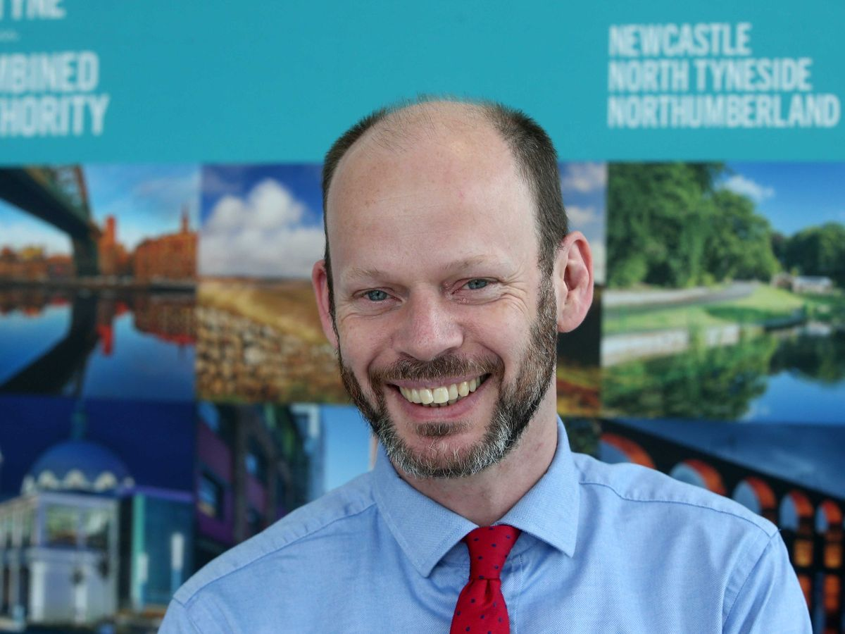 Jamie Driscoll, North of Tyne Mayor's regular update