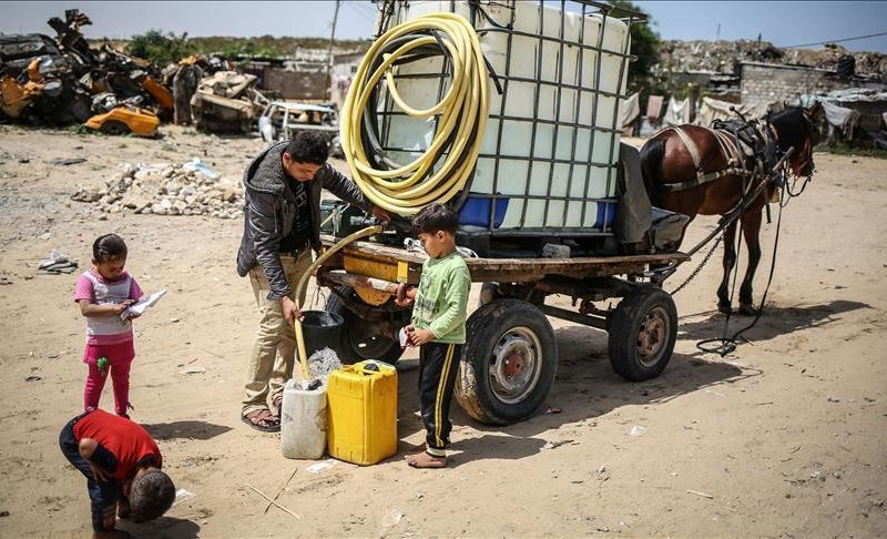 Palestinian rights to water video