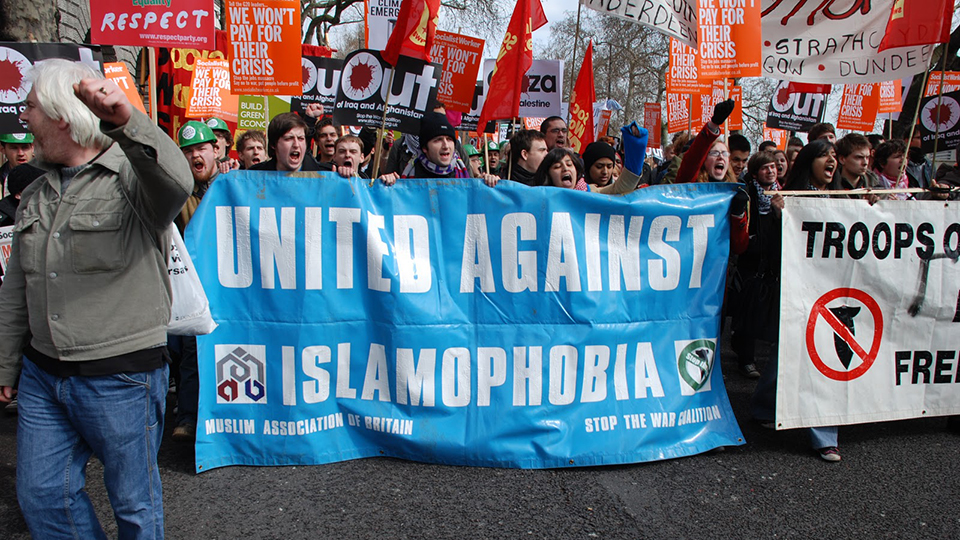 TUC's important new report on THE RISE OF THE FAR RIGHT – what we do about it