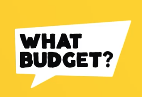 The 'What Budget?' campaign