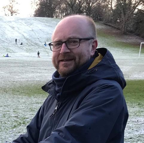Hexham East candidate – Guy Hinton