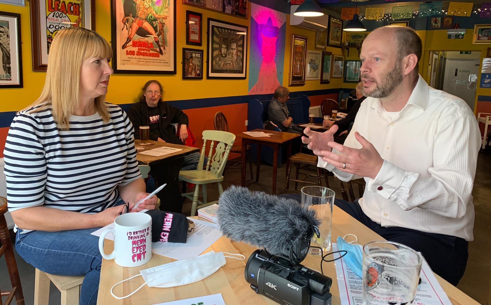 Jamie Driscoll, North of Tyne Mayor's regular updates